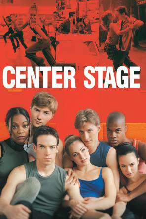 Center Stage, On Demand Movie, Drama