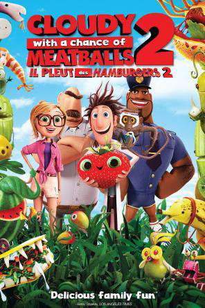 Cloudy With A Chance Of Meatballs 2, On Demand Movie, Comedy