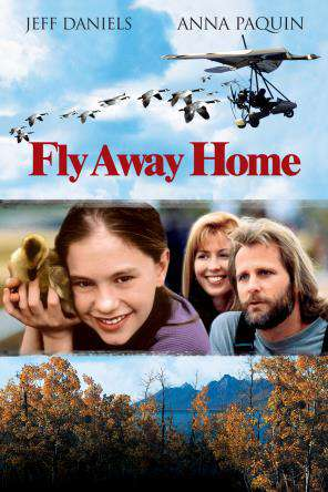 Fly Away Home, On Demand Movie, Adventure DigitalMovies, Family