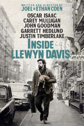 Inside Llewyn Davis, On Demand Movie, Drama