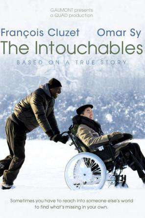 Intouchables, On Demand Movie, Comedy DigitalMovies, Drama
