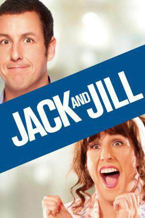 Jack And Jill, On Demand Movie, Comedy