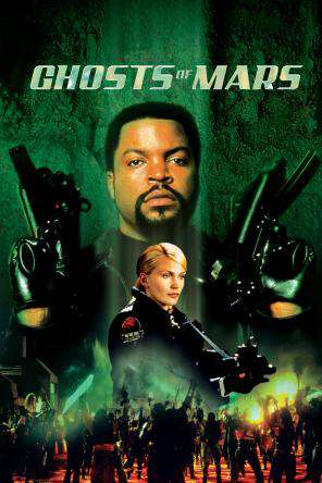John Carpenter's Ghosts Of Mars, On Demand Movie, Action DigitalMovies, Horror