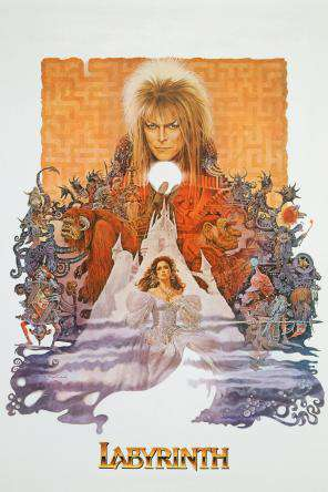 Labyrinth (1986), On Demand Movie, Sci-Fi & Fantasy DigitalMovies, Sci-Fi