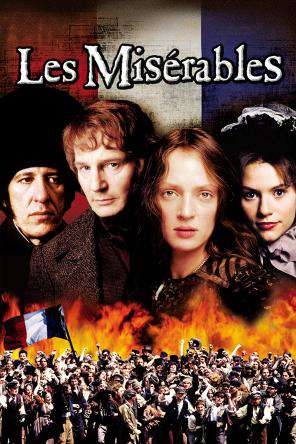Les Miserables (1998), On Demand Movie, Drama DigitalMovies, Romance