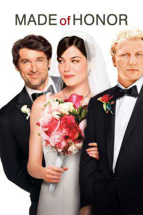 Made Of Honor, On Demand Movie, Comedy DigitalMovies, Romance