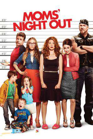 Moms' Night Out, On Demand Movie, Comedy