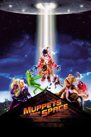 Muppets From Space, On Demand Movie, Adventure DigitalMovies, Kids