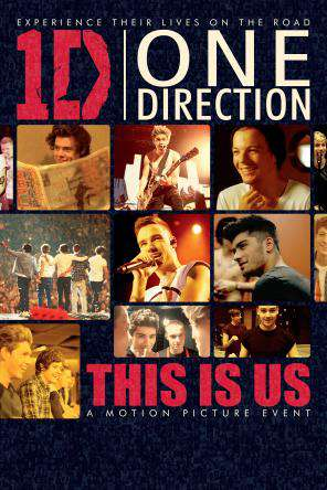 One Direction: This Is Us, On Demand Movie, Special Interest