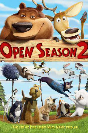 Open Season 2, On Demand Movie, Adventure DigitalMovies, Animated DigitalMovies, Comedy DigitalMovies, Family
