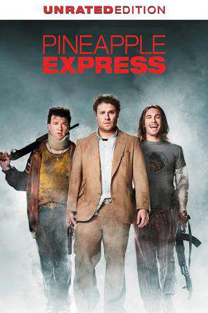 Pineapple Express - Unrated, On Demand Movie, Action DigitalMovies, Comedy