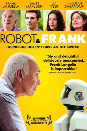 Robot And Frank, On Demand Movie, Comedy DigitalMovies, Drama