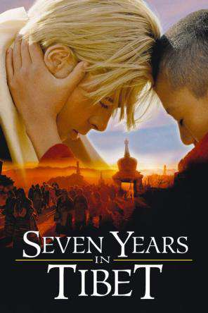 Seven Years In Tibet, On Demand Movie, Adventure DigitalMovies, Drama