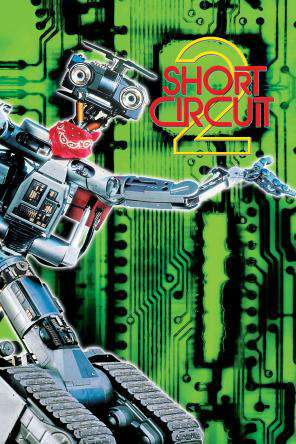 Short Circuit 2, On Demand Movie, Comedy