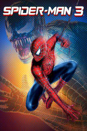 Spider-Man 3 (2007), On Demand Movie, Action DigitalMovies, Adventure DigitalMovies, Sci-Fi & Fantasy DigitalMovies, Sci-Fi