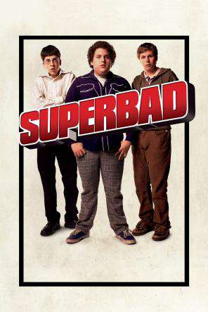Superbad, On Demand Movie, Comedy