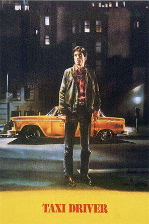 Taxi Driver, On Demand Movie, Drama
