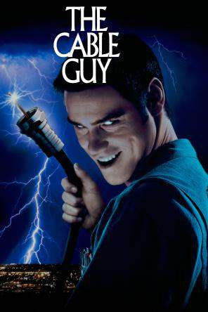 The Cable Guy, On Demand Movie, Comedy