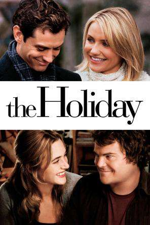 The Holiday (2006), On Demand Movie, Comedy DigitalMovies, Romance