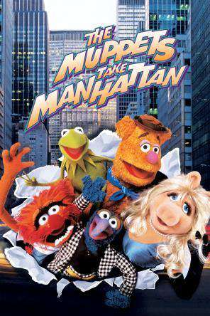 The Muppets Take Manhattan, On Demand Movie, Comedy