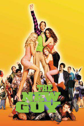 The New Guy (2002), On Demand Movie, Comedy