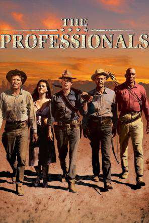 The Professionals (1966), On Demand Movie, Action