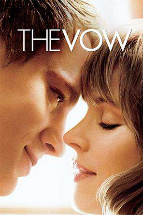 The Vow (2012), On Demand Movie, Drama