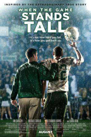 When The Game Stands Tall, On Demand Movie, Drama