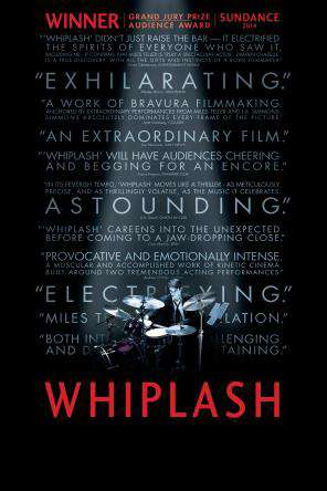 Whiplash, On Demand Movie, Drama
