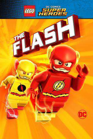 Lego DC Super Heroes: Flash, Movie on DVD, Family Movies, Kids