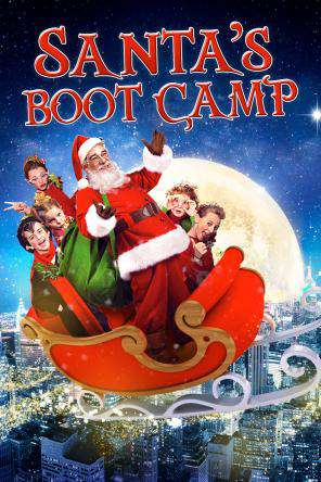 Santa's Boot Camp, On Demand Movie, Comedy