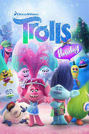 Trolls Holiday, On Demand Movie, Family