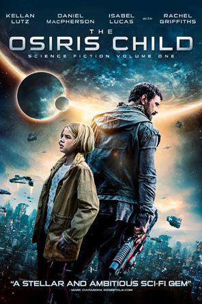 The Osiris Child, Movie on DVD, Action Movies, Sci-Fi & Fantasy