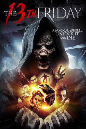 The 13th Friday, Movie on DVD, Thriller & Suspense Movies, Horror