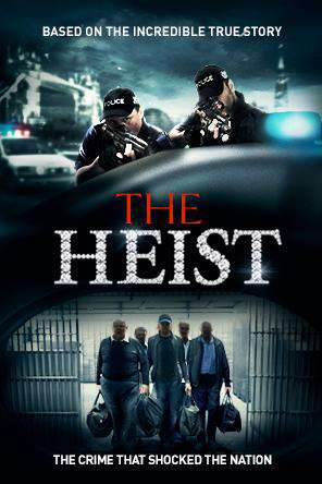 The Heist, Movie on DVD