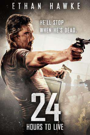 24 Hours to Live, On Demand Movie, Action