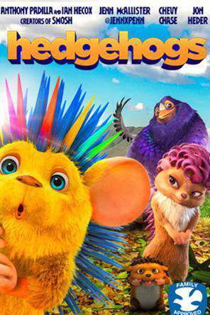 Hedgehogs, Movie on DVD, Family Movies, Kids