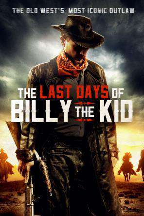 The Last Days of Billy The Kid, Movie on DVD, Action