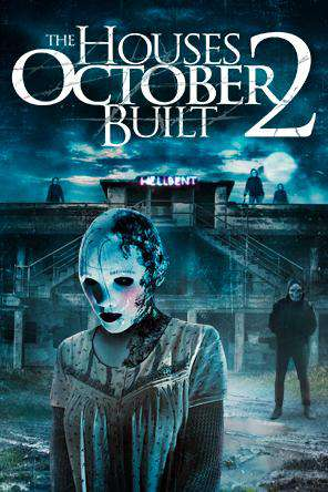 The Houses October Built 2, Movie on DVD, Horror