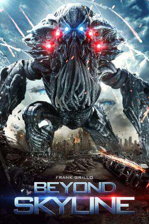 Beyond Skyline, Movie on DVD, Action Movies, Sci-Fi & Fantasy