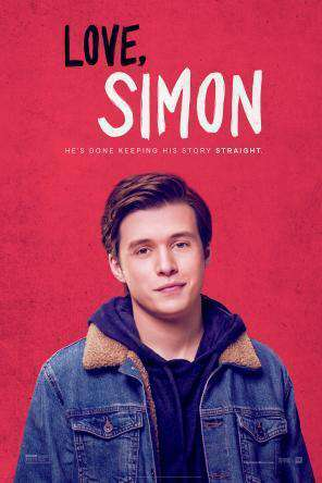 Love, Simon, Movie on DVD, Drama