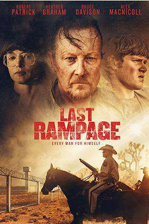 Last Rampage, Movie on DVD, Action