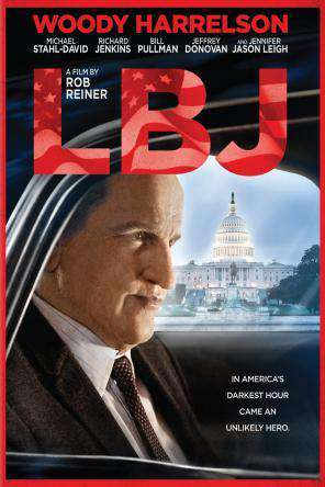 LBJ, Movie on DVD, Drama