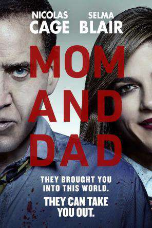 Mom and Dad, Movie on DVD, Horror