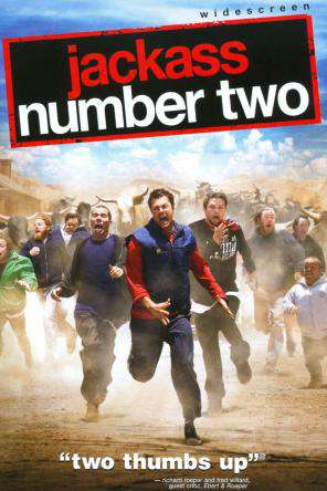 Jackass Number Two, On Demand Movie, Comedy