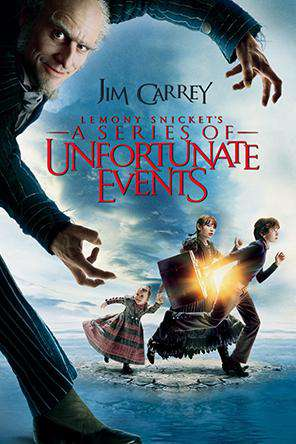 Lemony Snicket's A Series Of Unfortunate Events, On Demand Movie, Comedy