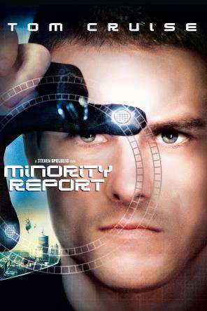 Minority Report, On Demand Movie, Action DigitalMovies, Adventure DigitalMovies, Sci-Fi & Fantasy DigitalMovies, Thriller & Suspense DigitalMovies, Sci-Fi