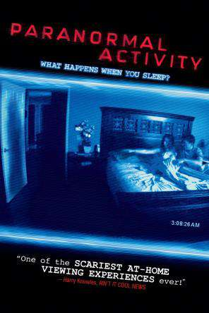 Paranormal Activity, On Demand Movie, Horror