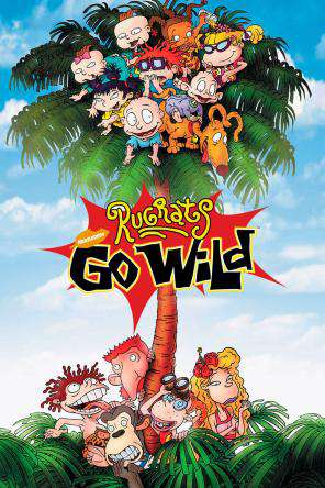 Rugrats Go Wild, On Demand Movie, Comedy DigitalMovies, Family