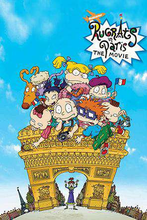 Rugrats In Paris: The Movie, On Demand Movie, Animated DigitalMovies, Family DigitalMovies, Kids
